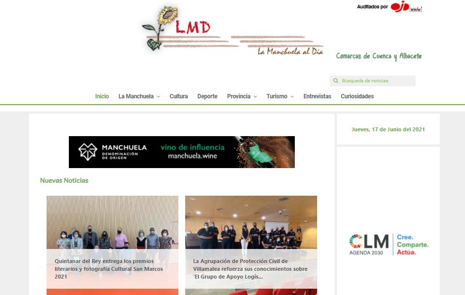 LAMANCHUELAALDIA.COM