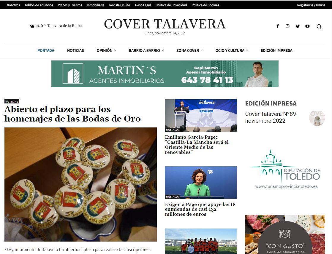 COVERTALAVERA.COM