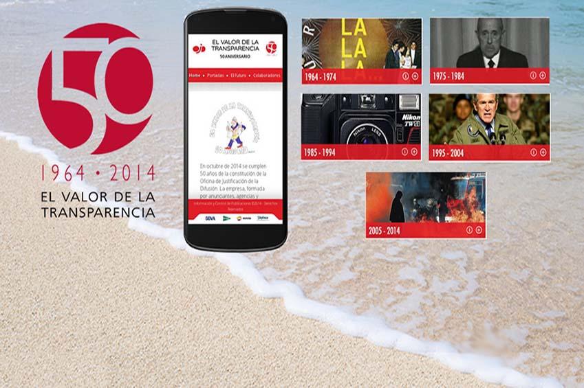 Ojdinteractiva auditora medios online 50 aos de ojd el valor de la transparencia fandeluxe Gallery